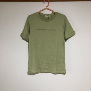 イーハイフンワールドギャラリー(E hyphen world gallery)のE hyphen world gallery 26s/綿プリントTシャツ(Tシャツ(半袖/袖なし))