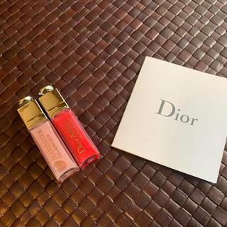 ディオール(Dior)のディオール マキシマイザーとリップグロス(リップグロス)