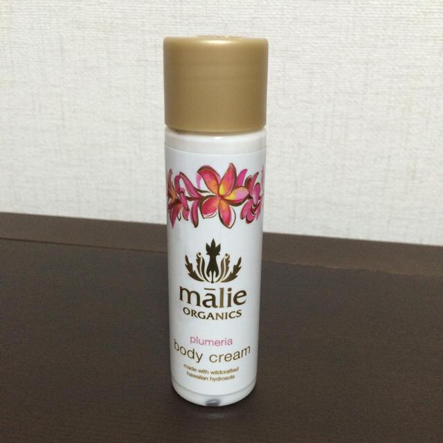 Malie Organics(マリエオーガニクス)のマリエオーガニクス プルメリア クリーム コスメ/美容のボディケア(ボディローション/ミルク)の商品写真