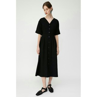 moussy - MOUSSY  NEW  TUCK WAIST H/S SHIRT ドレス