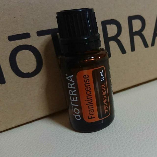 ドテラ フランキンセンス 15mL コスメ/美容のリラクゼーション(エッセンシャルオイル(精油))の商品写真