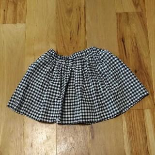 GLOBAL WORK - グローバルワーク♡ミニスカート♡インナーパンツ付きXL(120-130cm)