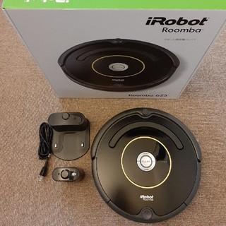 iRobot - Roomba 625 保証付 iRobot アイロボット ルンバ