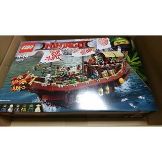 Lego - 新品未開封 レゴ 70618 ニンジャゴー 空中戦艦バウンティ号 LEGO