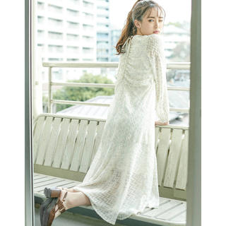 dazzlin - 【dazzlin】LITTLE LILYマキシワンピース