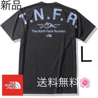 THE NORTH FACE - 送料無料!Lサイズ ノースフェイス Tシャツ ブラック NT32091