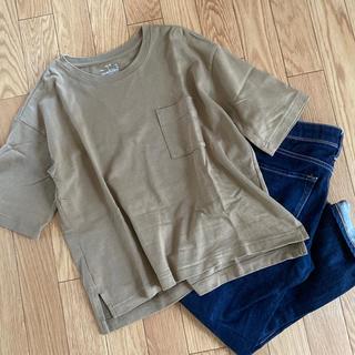 MUJI (無印良品) - 無印良品 コットンTシャツ