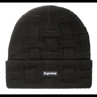 シュプリーム(Supreme)のSupreme Basket Weave Beanie  新品未使用(ニット帽/ビーニー)