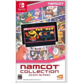 Nintendo Switch - 任天堂 スイッチ Switch ナムコットコレクション パックマン ソフト 新品