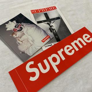 Supreme - シュプリーム ステッカー3枚