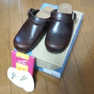 ダンスコ(dansko)のダンスコ lngrid Oiled Full Grain Espresso(ローファー/革靴)