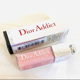 ディオール(Dior)のディオール マキシマイザー ミニ(リップグロス)