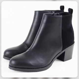 オリエンタルトラフィック(ORiental TRaffic)の異素材ブーツ(ブーツ)