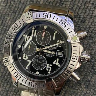 腕時計 クォーツ クロノグラフ 新品
