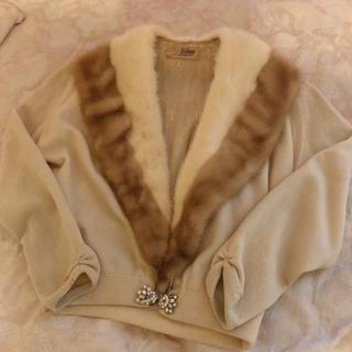 Grimoire - 50's vintage cashmere cardigan
