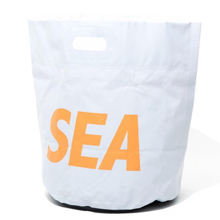 Ron Herman - WIND AND SEA WDS TARP BAG WHITE 新品 白