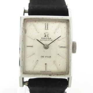 オメガ(OMEGA)のオメガ 腕時計 DE VILLE レディース グレー(腕時計)