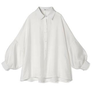 GRL - グレイル シアーシャツ
