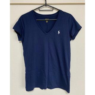 POLO RALPH LAUREN - ラルフローレンVネックTシャツ