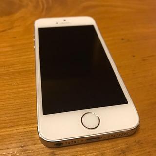 iPhone - ■ iPhone 5s 32GB 超美品 シルバー au