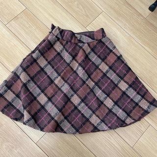 ジルスチュアート(JILLSTUART)のスカート(ミニスカート)