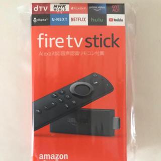 新品未開封 Fire TV stick ファイヤースティックTV 第2世代