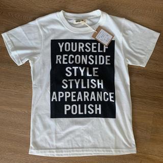 シスキー(ShISKY)の白Tシャツ140(Tシャツ/カットソー)