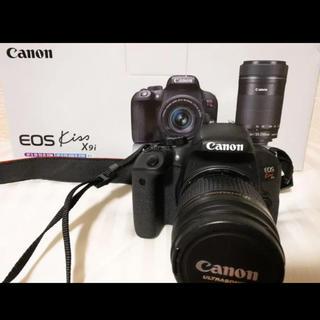 Canon - すぐ使える!一眼レフカメラ Canon eos kiss x9i