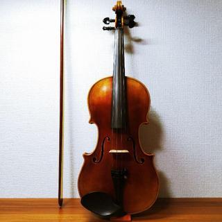 【希少工芸朱印有】Shiro Suzuki No.2 バイオリン 4/4(ヴァイオリン)