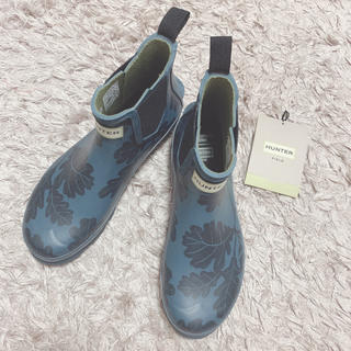 ハンター(HUNTER)のHANTER レインショートブーツ(レインブーツ/長靴)