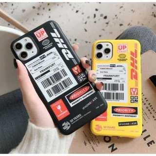 ★大人気 オシャレ DHL ロゴ iPhone ケース ★