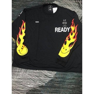 F.C.R.B. - 人気!F.C.R.B. x READYMADE GAME SHIRT FCRB