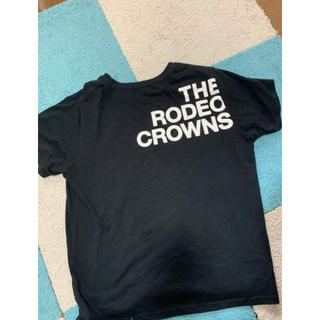 RODEO CROWNS - RODEO CROWNS ☆ロゴ入りTシャツ