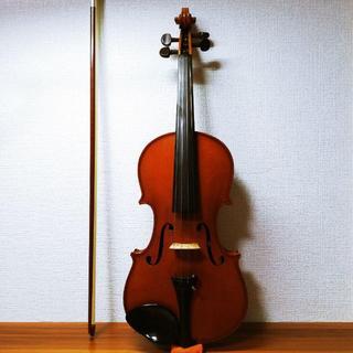 【明瞭杢麗音】Adolf Stein 4/4 バイオリン 1977(ヴァイオリン)