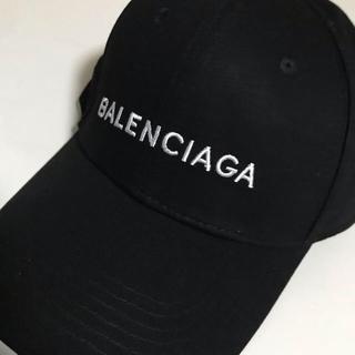 Balenciaga - 大人気BALENCIAGAキャップ ノベルティー品 新品 未使用