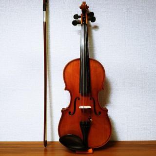 【良材日本製】Kiso Violin S40 バイオリン 1/4 1988(ヴァイオリン)