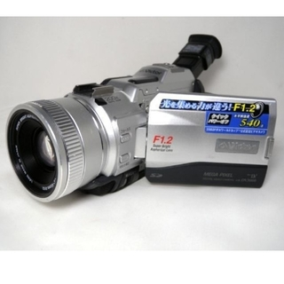 Victor - ビクターJVC ビデオカメラGR-DV3000 miniDV