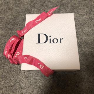 ディオール(Dior)のDior   gift box リボン(ラッピング/包装)