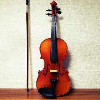 【良乾燥】スズキ 1/4 No.220 バイオリン 1987(ヴァイオリン)
