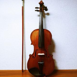 【高音質ルーマニア製】Gliga Gems 1/2バイオリン 2011(ヴァイオリン)
