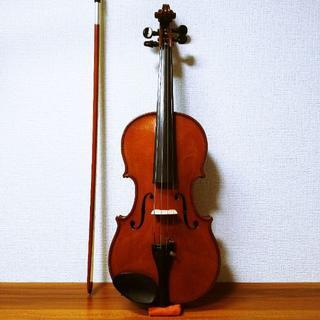 【初期天然杢ドイツ製】Karl Hofner バイオリン 1/2 カールヘフナー(ヴァイオリン)