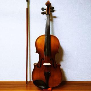 【黄色天然杢ドイツ製】Karl Hofner バイオリン 1/2 カールヘフナー(ヴァイオリン)