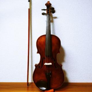 【深色天然杢ドイツ製】Karl Hofner KH62 バイオリン 1/2(ヴァイオリン)