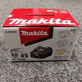 マキタ(Makita)の[新品未使用]マキタ 純正バッテリー BL1860B 2個 makita(工具/メンテナンス)