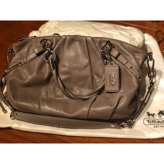 コーチ(COACH)の2way bag(ショルダーバッグ)