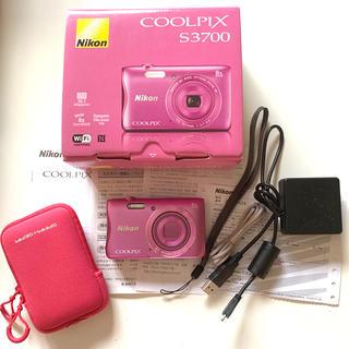 ニコン(Nikon)のコンパクトデジタルカメラ(コンパクトデジタルカメラ)