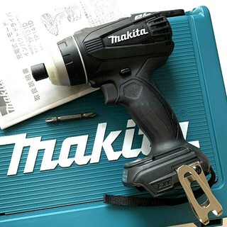 マキタ(Makita)の【美品】マキタ 14.4V 4モード インパクトドライバ TP131D/ケース付(工具/メンテナンス)
