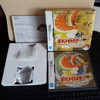 ポケモン - ポケットモンスター ハートゴールド DS