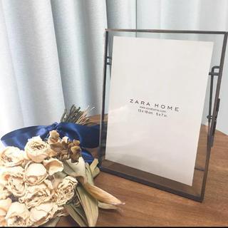 ザラホーム(ZARA HOME)の【お値下げ中❗️】ザラホームZARAHOMEフォトフレーム写真立て(フォトフレーム)