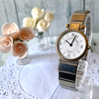 ヴァンクリーフアンドアーペル(Van Cleef & Arpels)の【美品】Van Cleef & Arpels ヴァンクリーフ&アーペル 腕時計(腕時計)